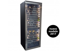 Cava Electrica 259 botellas, 2 zonas independientes